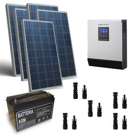 kit-solar-hutte-pro-750-w-12-v-photovoltaikanlage-alone-insel-polykristallin-bewasserung-aussen-zell