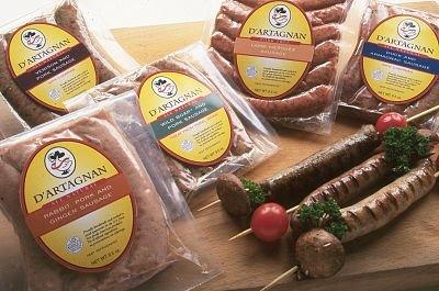 D'Artagnan Wild Game Sausage Sampler