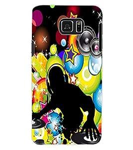 ColourCraft DJ Design Back Case Cover for SAMSUNG GALAXY NOTE 5