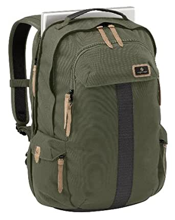Eagle Creek Luggage Heritage Checkpoint Backpack, Olive, One Size