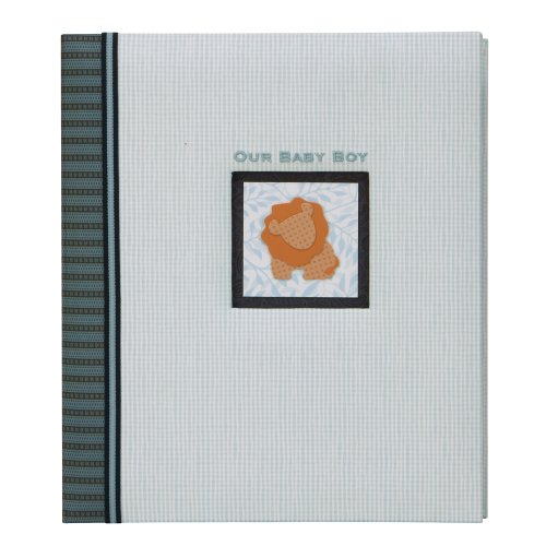 C.R. Gibson Loose-Leaf Memory Book, Alex front-1077455