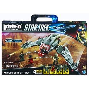 KRE-O Star Trek Klingon Bird-of-Prey Construction Set (A3136)