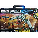 KRE-O Star Trek Klingon Bird-of-Prey Construction Set (A3136)