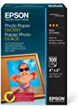 Glossy Photo Paper - 4x6inch- 100 Sheets Per Pack
