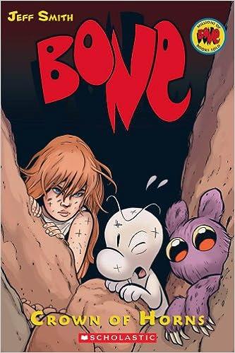 Bone, Vol. 9: Crown of Horns: Jeff Smith: 9780439706322: Amazon.com: Books