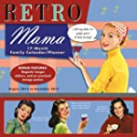 Retro Mama Calendar [With Sticker(s)...
