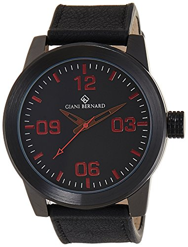 Giani Bernard Shield Analog Multi-Color Dial Men's Watch - GB-103D (multicolor)
