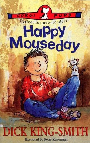 Happy Mouseday (Corgi Pups)