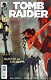Gail Simone Tomb Raider #4 (Gail Simone, PS3, Crystal Dynamics, Dark Horse Comics) 1st Print