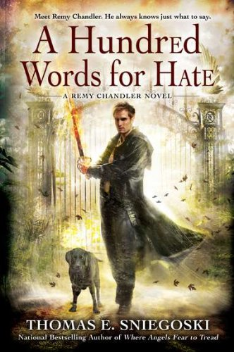 Image of A Hundred Words for Hate: A Remy Chandler Novel