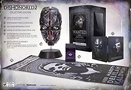 Dishonored II - Premium Collector's Edition - PlayStation 4