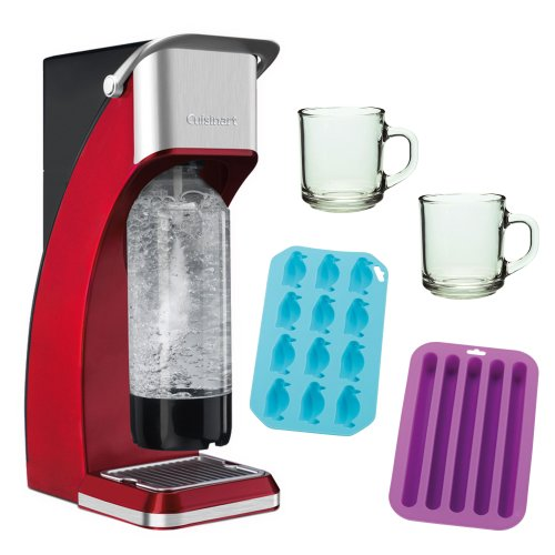 Sparkling Beverage Maker-Includes 4 oz. CO2 Cartridge