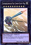 Yu-Gi-Oh! - Superdreadnought Rail Cannon Gustav Max (CT10-EN007) - 2013 Collectors Tins - Limited Edition - Super Rare