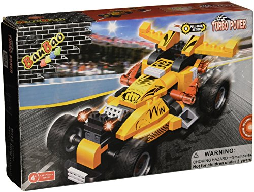 BanBao Invincibility Toy Building Set, 132-Piece