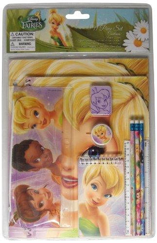 Disney Fairies Stationery Set, 11-Piece