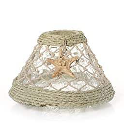 Yankee Candle Dunes Collection Fishnet Jar Candle Shade