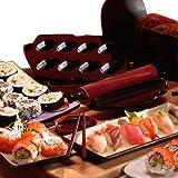 Sushi Magic Combo Nigiri and Roll Sushi Maker + Sushi Handbook