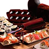 Sushi Magic Combo Nigiri and Roll Sushi Maker + Sushi Handbook