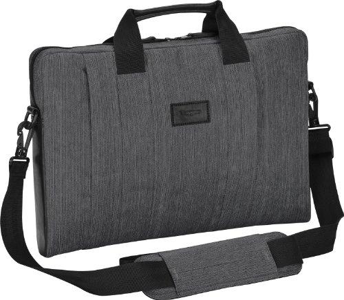 Targus CitySmart Slipcase for 16-Inch Laptops, Gray (TSS59404US) image