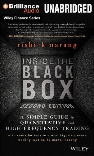 Rishi K. Narang - Inside the Black Box: The Simple Truth About Quantitative Trading