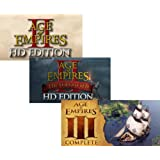 Age of Empires II + The Forgotten Expansion + Age of Empires III [Online Game Code]