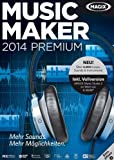 Digital Software - MAGIX Music Maker 2014 Premium [Download]
