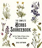 img - for The Complete Herbs Sourcebook: An A-To-Z Guide of Herbs to Cure Your Everyday Ailments by David Hoffmann Fnimh Ahg (2016-06-14) book / textbook / text book