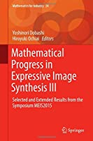 Mathematical Progress in Expressive Image Synthesis III Front Cover
