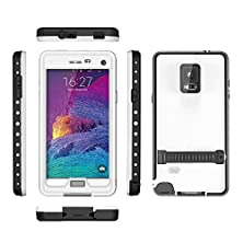 buy Lot Of 10Pcs Waterproof Snowproof Case For Samsung Note4 Cover