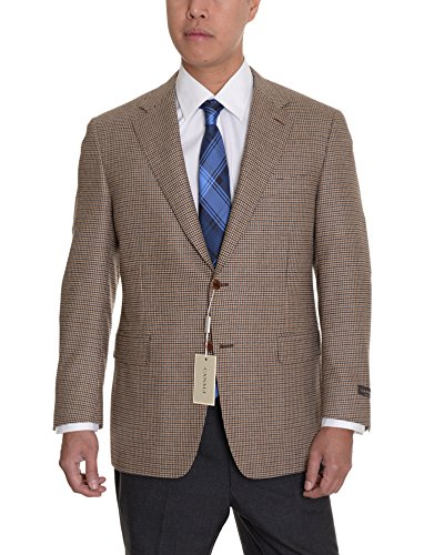 canali-52s-62-54s-drop-4-tan-brown-houndstooth-two-button-wool-blazer-sportcoat