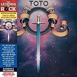 Toto - Paper Sleeve - CD Deluxe Vinyl Replica