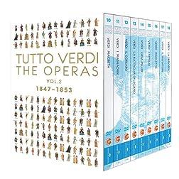 Tutto Verdi Operas, Vol. 2 (1847 - 1853)
