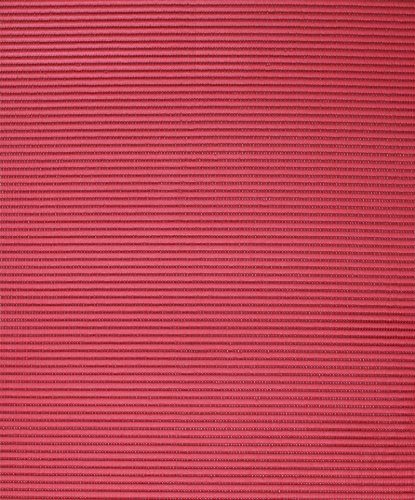 Badvorleger, Aquamat Antirutsch Matte, Bodenbelag, Bad Garten Küche, 1000×65 cm, Länge wählbar, Uni Rot