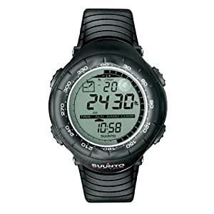 Suunto Vector Wrist-Top Computer Watch with Altimeter, Barometer, Compass, and Thermometer (Black)