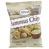 Cofresh 20% Off Hummus Chips Creamy Dill 45G