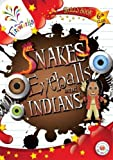 Snakes, Eyeballs and Indians 6th Class Skills Book (Fireworks English)