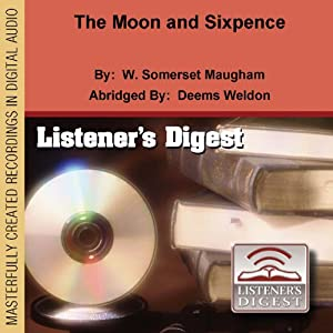The Moon and Sixpence Audiobook
