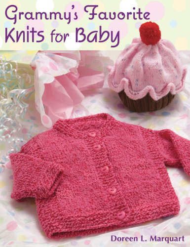 Martingale-Company-Grammys-Favorite-Knits-For-Baby