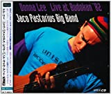 Donna Lee - Live at Budokan '82 Jaco Pastorius Big Band