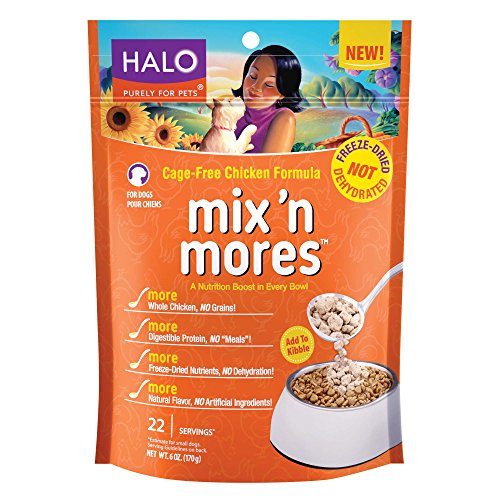 halo-mix-n-mores-holistic-freeze-dried-meal-enhancers-cage-free-chicken-6-oz-of-dog-food-toppers