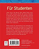 Image de Für Studenten (Minikochbuch): Preiswert, einfach und lecker (Minikochbuch Relaunch)|Minikochbuch Re
