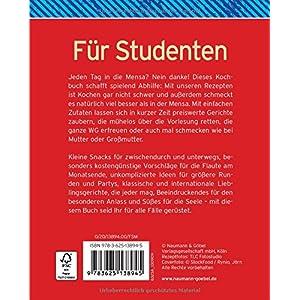 Für Studenten (Minikochbuch): Preiswert, einfach und lecker (Minikochbuch Relaunch)|Minik