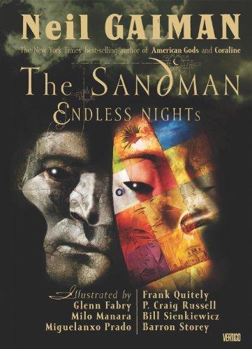 Sandman Endless Nights TP (Sandman (Graphic Novels))