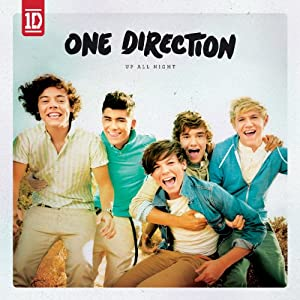 Up All Night One Direction Album on CD