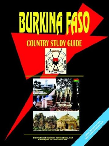 Burkina Faso Country Study Guide