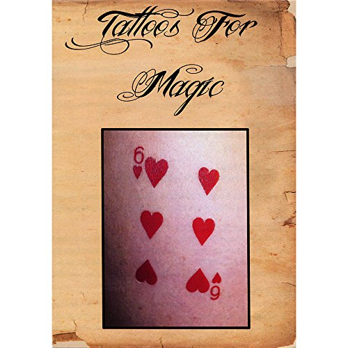 MMS Tattoos 10-Pack (Seven of Clubs) - Trick