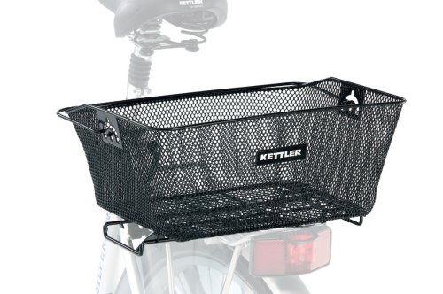 Bikes With Baskets In The Back Rear Bicycle Basket Bike
