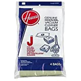 Hoover Type J Vacuum Cleaner Replacement Bags, Package of 3