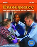 img - for By : Emergency Care And Transportation Of The Sick And Injured (AAOS) Ninth (9th) Edition (With CD) book / textbook / text book