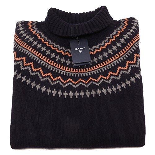 5016O maglione GANT blu maglioni uomo sweater men [XXL]